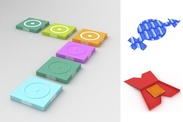 Produktový design FMK UTB - Obaly na kondom e729737f3b1
