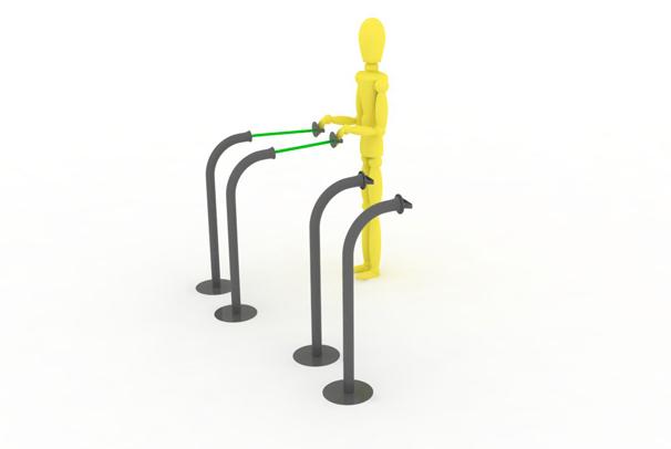 Produktový design FMK UTB - Venkovní posilovna 8cd14b30533