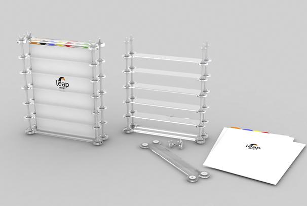 Produktový design FMK UTB - Obal na portfolio e685877033f