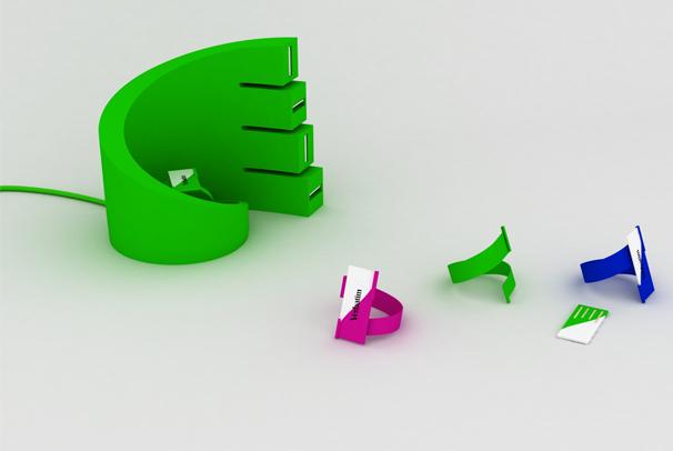 Produktový design FMK UTB - obal na žvýkačky ca9f5a1ff62